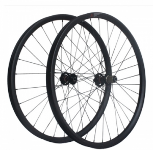 Hookless Carbon MTB Wheel