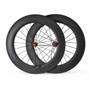 Clincher Carbon Road Wheel